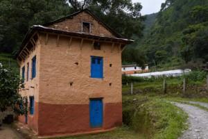 Local house, Dollu